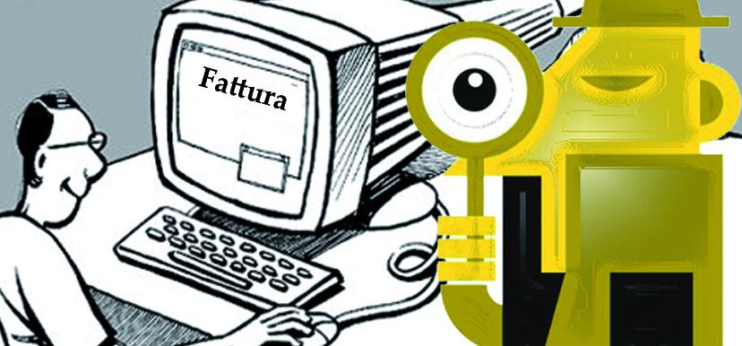 fattura elettronica contro l'evasione fiscale