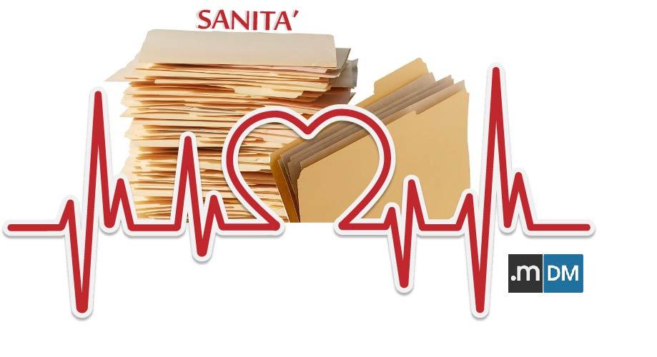 sistema di gestione documentale sanitaria