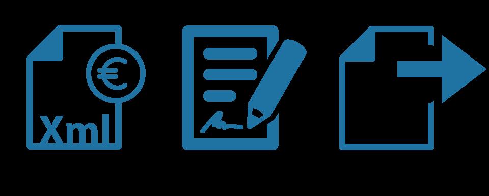 gestione documentale e fattura elettronica